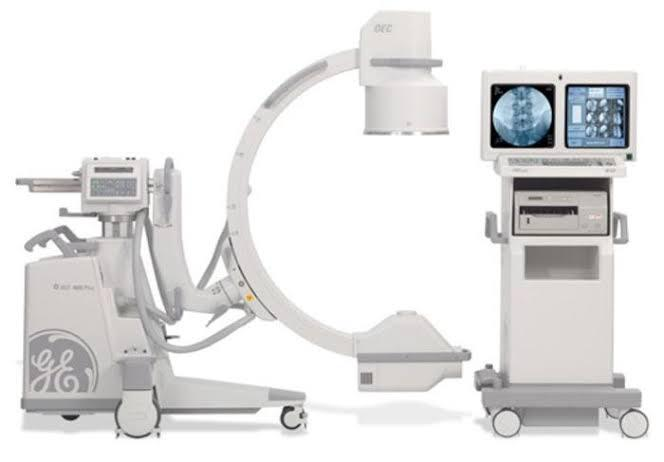 GE OEC 9800 Vascular